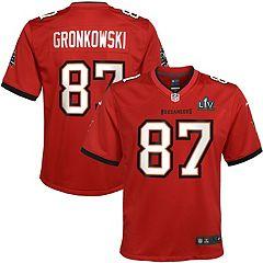 gronkowski girl jersey
