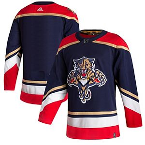 Men's adidas Navy Florida Panthers 2020/21 Reverse Retro Authentic Jersey