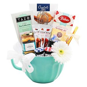 Alder Creek Gift Baskets Springtime Breakfast Treats Set