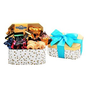 Alder Creek Gift Baskets Spring Chocolates & Cookies Gift