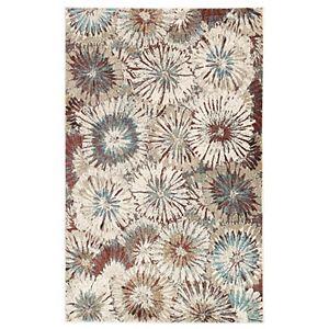 Liora Manne Ashford Fall Flowers Indoor Rug