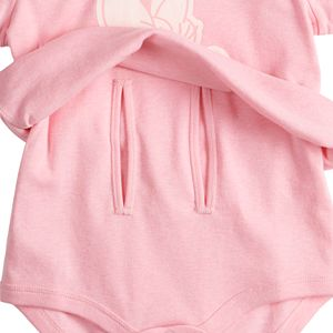 Disney's Minnie Mouse Girls 4-12 Adaptive Layered Bodysuit by Jumping Beans