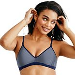 Hanes Ultimate® Bra: Comfy Support Wire-Free T-Shirt Bra HU11