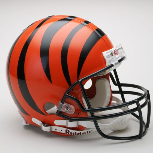 Riddell Cincinnati Bengals Collectible On-Field Helmet