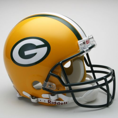 Riddell Green Bay Packers Collectible On-Field Helmet