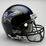 Riddell Baltimore Ravens Collectible On-Field Helmet