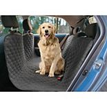 Precious Tails Quilted Pet Car Back Seat Protector