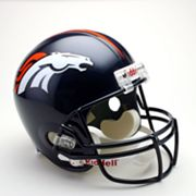 Riddell Denver Broncos Collectible Replica Helmet