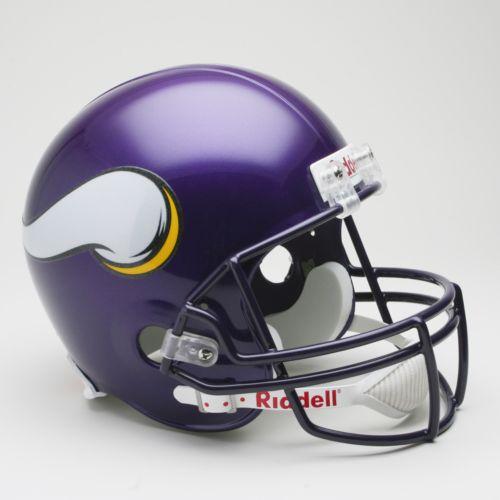 Riddell Minnesota Vikings Deluxe Replica Helmet