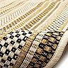 Liora Manne Carmel Rope Stripe Indoor Outdoor Rug