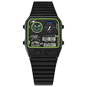 Drive from Citizen Eco-Drive Men's Star Wars Trench Run Watch
