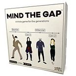 Mind the Gap: A Generational Trivia Game by SolidRoots LLC