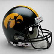 Riddell Iowa Hawkeyes Collectible On-Field Helmet