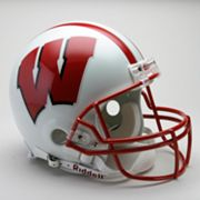 Riddell Wisconsin Badgers Collectible On-Field Helmet