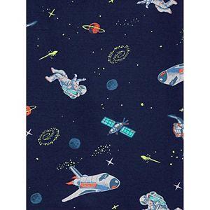 Boys 4-14 Carter's Astronaut Tops & Shorts Pajama Set