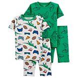 Boys 4-14 Carter's Video Game Tops & Shorts Pajama Set