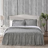Hawthorne Park Ticking Stripe Bedspread Set with Shams