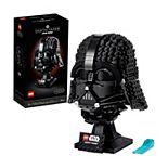 LEGO Star Wars Darth Vader Helmet 75304 Collectible LEGO Set (834 Pieces)