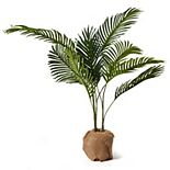 Elements Artificial Areca Palm Tree Floor Decor