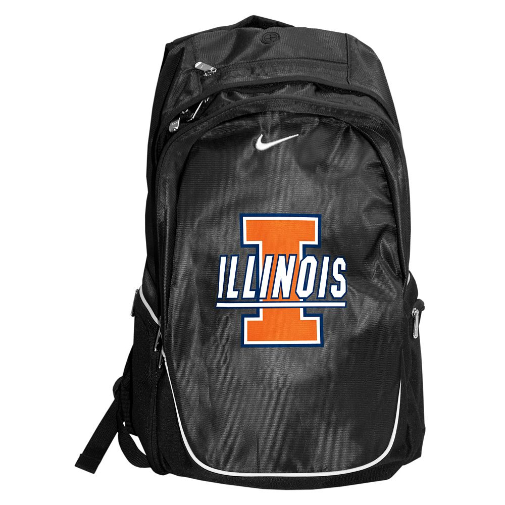 f2663bf67b Nike Illinois Fighting Illini Backpack