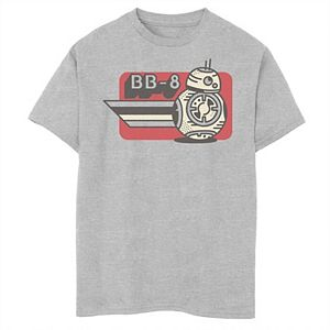 Boys 8-20 Star Wars The Rise of Skywalker BB-8 on the Run Graphic Tee
