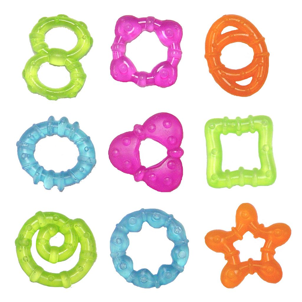Kids II® Bright Starts™ Chill& Teethe™ Teethers