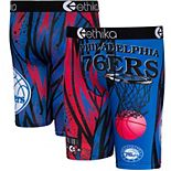 Youth Ethika Royal Philadelphia 76ers Classic Boxer Briefs