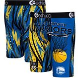 Youth Ethika Royal Golden State Warriors Classic Boxer Briefs