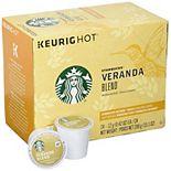 Starbucks Veranda Blend Coffee, Keurig® K-Cup® Pods, Light Roast, 24 Count