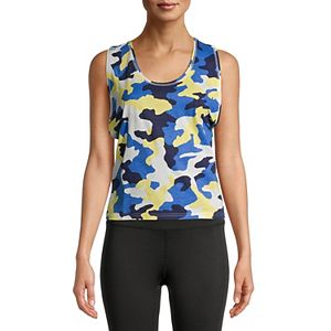 Women's PSK Collective Cropped Tank Top