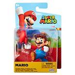 Nintendo Super Mario 2.5-Inch Limited Articulation Wave Figure
