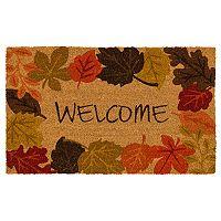Mohawk Home Fall Leaf Scatter Coir Doormat 18-in x 30-in Deals