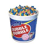 TOO16403 Dubble Bubble Chewing Gum