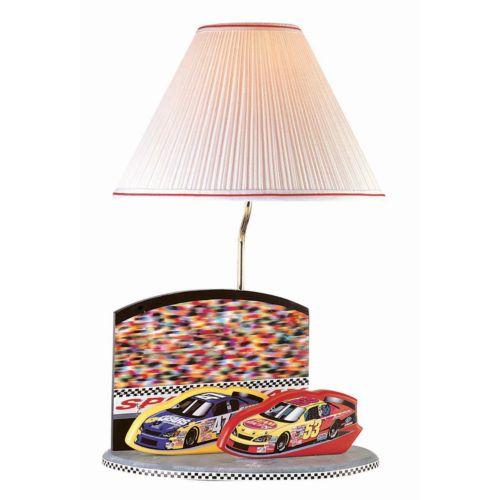 NASCAR Table Lamp