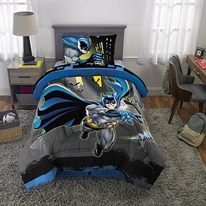 Warner Brothers Batman Center of Shadow Complete Bedding Set