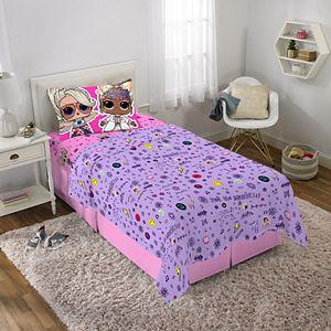MGA LOL Surprise Soft Remix Complete Bedding Set