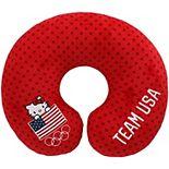 Team USA Hello Kitty Neck Pillow