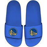 Men's ISlide Royal Golden State Warriors Primary Motto Slide Sandals