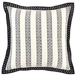 Rizzy Home Liza Down Fill Throw Pillow