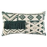 Rizzy Home Lehi Down Fill Throw Pillow