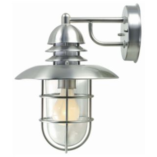 Lamppost Outdoor Wall Lamp