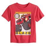 Toddler Boy Jumping Beans® Nickelodeon Blaze & The Monster Machines Graphic Tee
