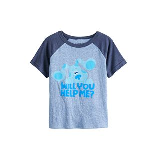 Baby Boy Jumping Beans® Nickelodeon Blue's Clues Graphic Tee