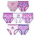 Toddler Girl Blue's Clues 7-Pack Print Underwear