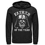 Men's Star Wars Vader Father Of The Year Helmet Hoodie