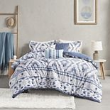 Madison Park Sedona Comforter Set with Shams