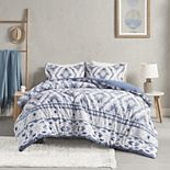 Madison Park Sedona Duvet Cover Set with Shams