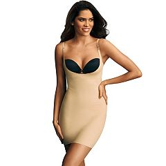 Maidenform Shapewear Wear Your Own Bra Firm Control Full Slip 2541 - Women's