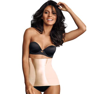 Flexees by Maidenform Easy-Up Firm Control Waist Nipper - 2368