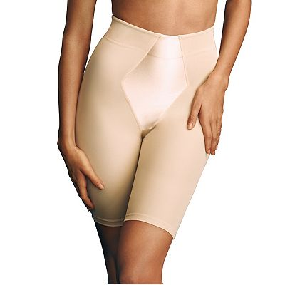 Flexees by Maidenform Instant Slimmer Easy-Up Firm Control Thigh Slimmer - 2355